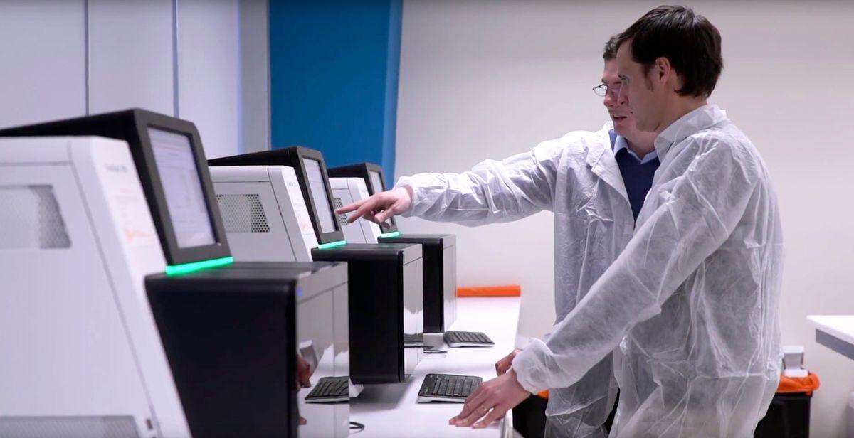 Made of Genes ofrece el manual de instrucciones del cuerpo